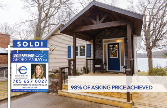 SOLD! 35 Peek A Boo Trail, Tiny Township, ON